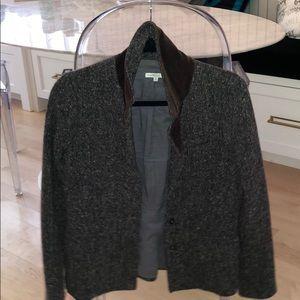 Vince Jackets & Coats - Vince gray tweed blazer/jacket
